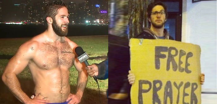 Sexy, Viral Jogger Wants To Save Gays From Empty, Sex-Obsessed Lives