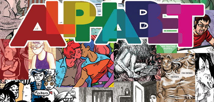 INTERVIEW: Here's Comics For Asexual, Trans, Bi, And Poly Queers