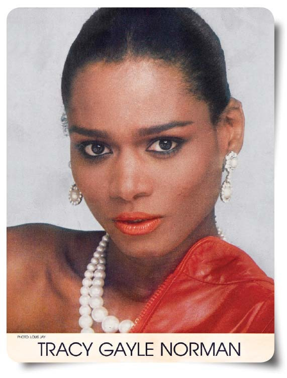 Tracy-Gayle-Norman