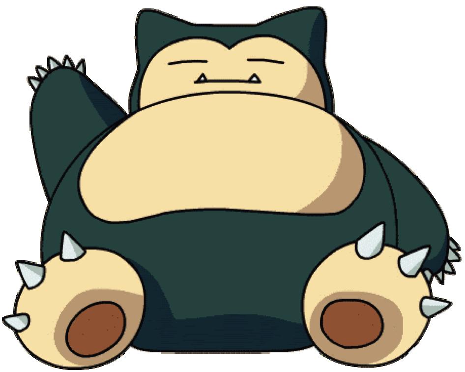 Snorlax gay Pokemon 143
