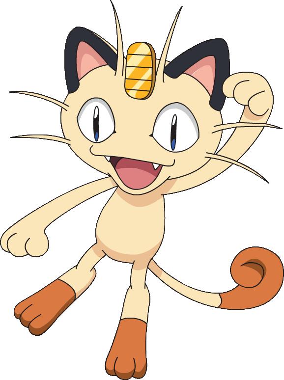 Meowth gay pokemon 52