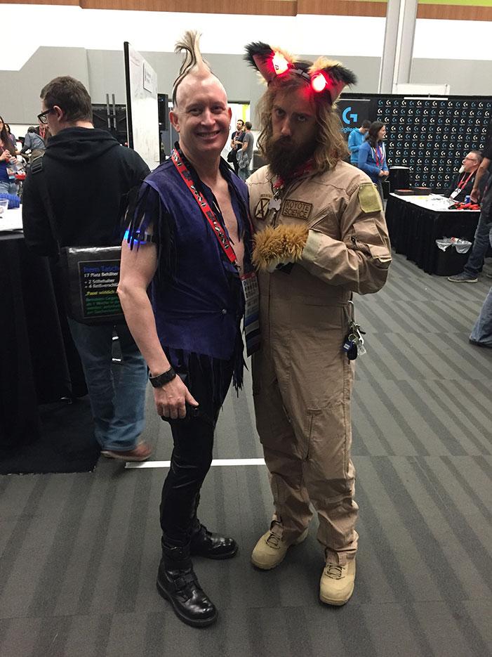 GaymerX, cosplay, video games, geek, costume,