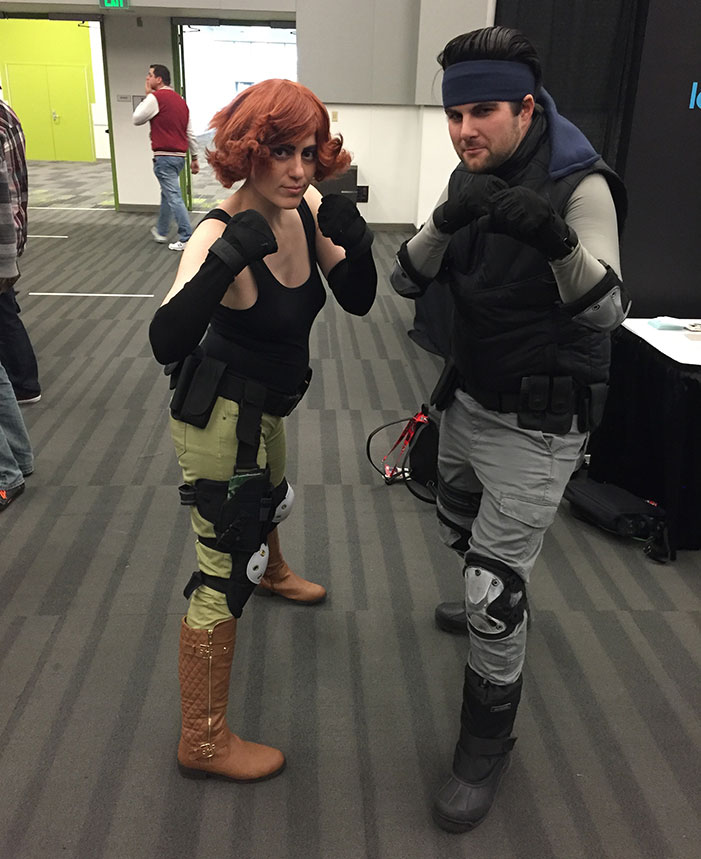GaymerX, cosplay, video games, geek, costume, man, woman