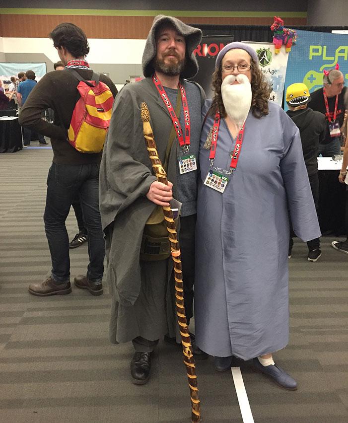 GaymerX, cosplay, video games, geek, costume, wizards, Gandalf