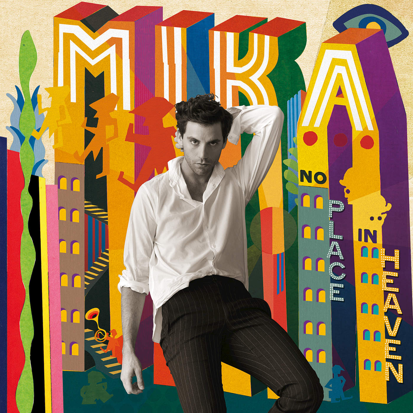 mika, no place in heaven, best of 2015, music