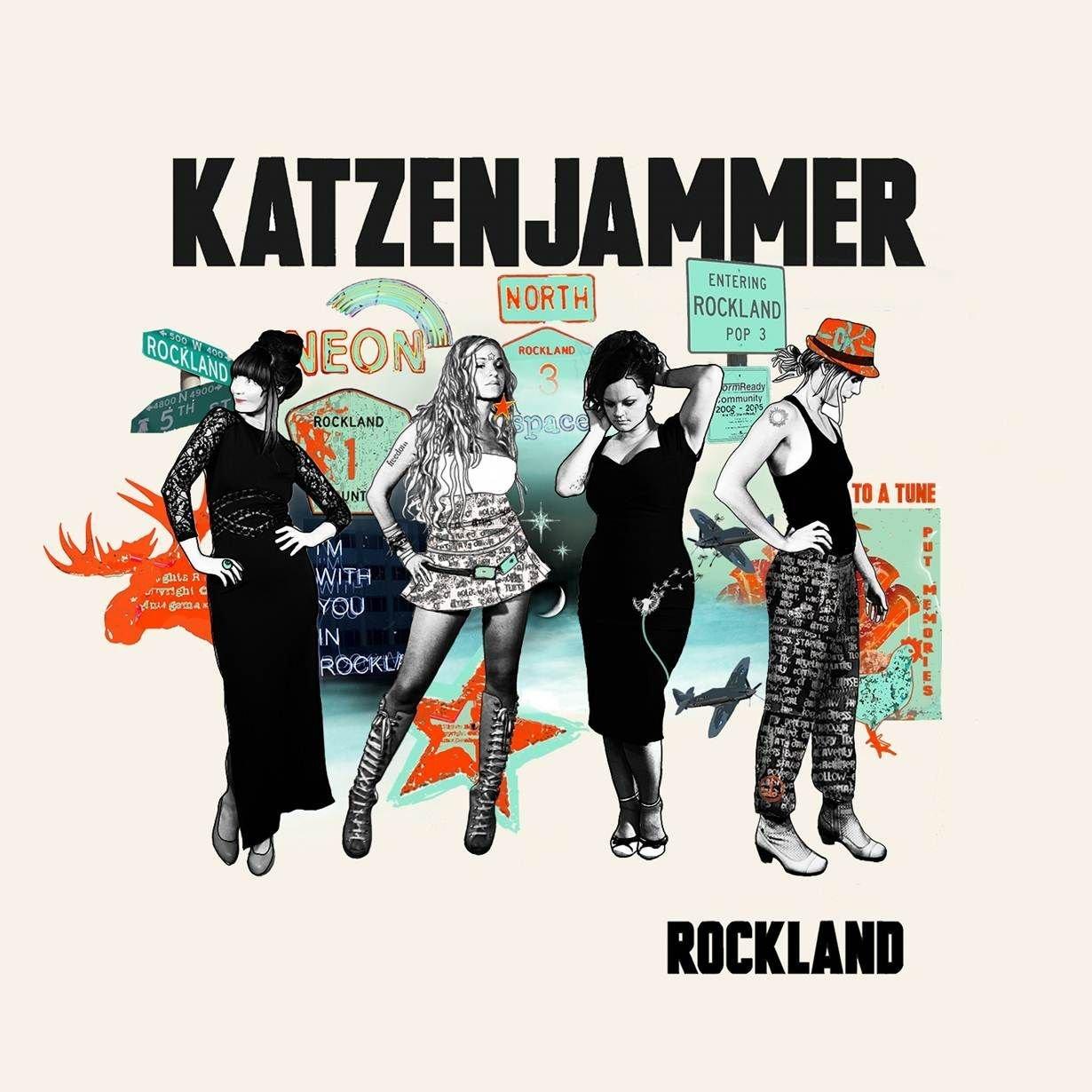 Katzenjammer, Rockland, Best of 2015, Music
