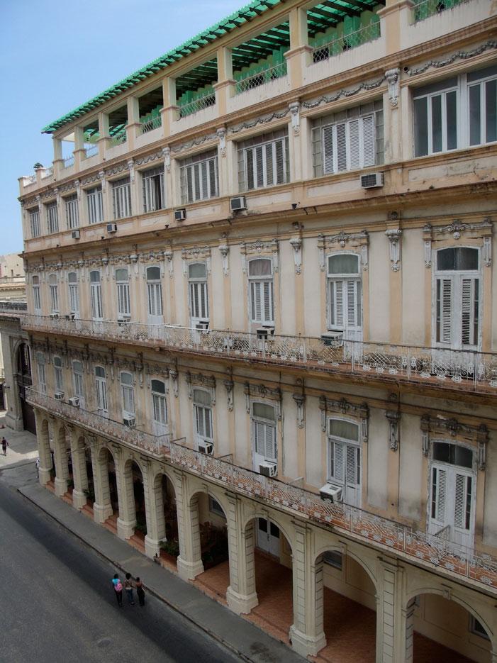 Cuba, Havana, building, city, picture, photograph