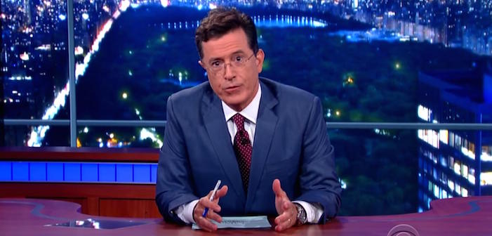 Here's Why Stephen Colbert's Late Night Ratings Are Tanking