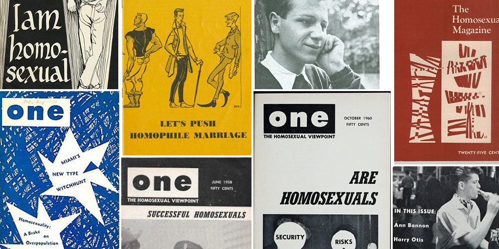 67 Years Ago, U.S. Feds Tried To Kill The First Gay Magazine