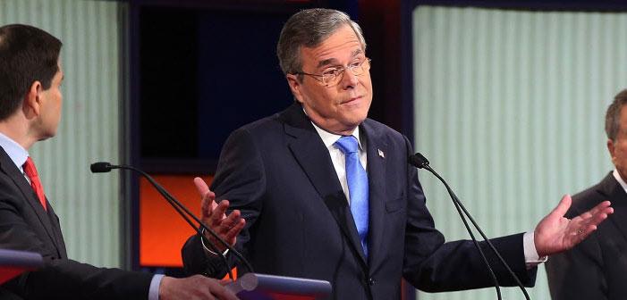 Here's What You Missed At This Week's Awful GOP Debate