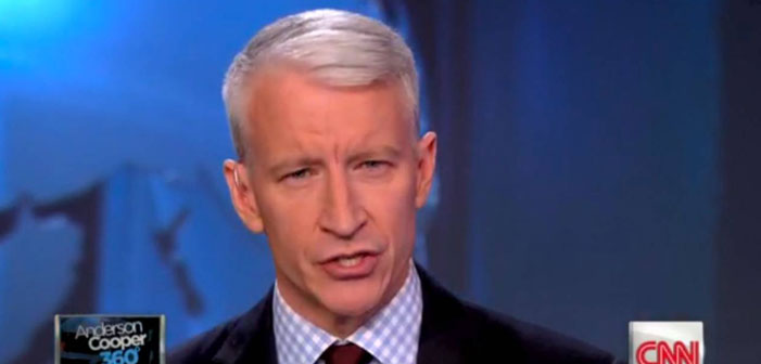"""A """"Beast"""" Kinda Outed Anderson Cooper To His Mom"""