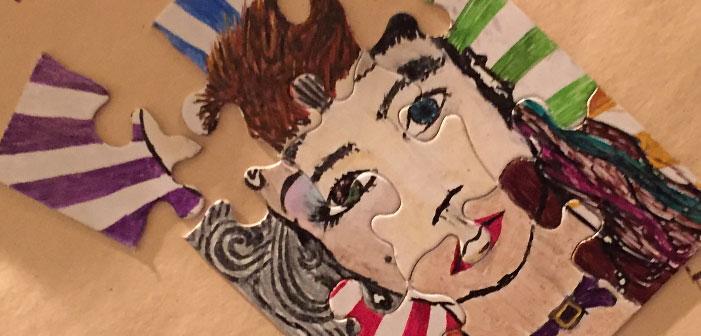 26 Beautiful Artworks Made At A National LGBTQ Conference