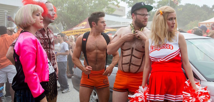 Zac Efron's Acting Career Enters Its Second Shirtless Decade