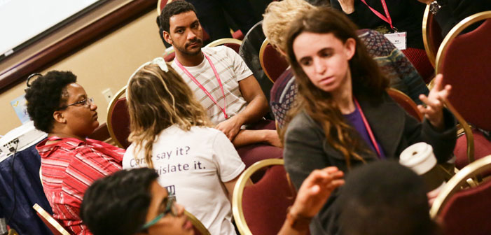 People Pissed At LGBTQ Conference's Jewish Event
