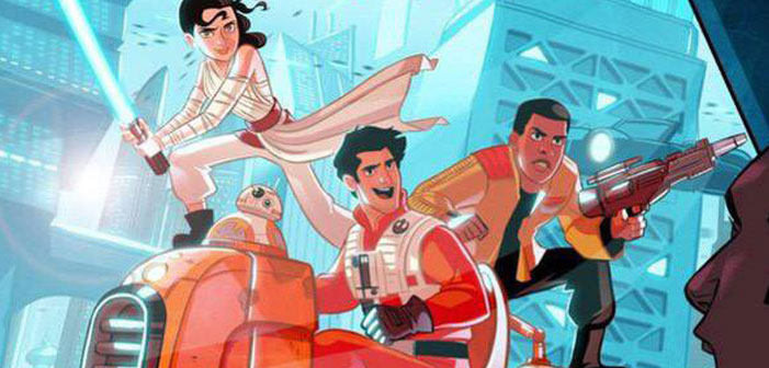 Someone Drew The Next Star Wars Sequel, And It's Pretty Great!