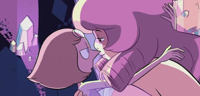 Cartoon Network UK De-Queers Steven Universe