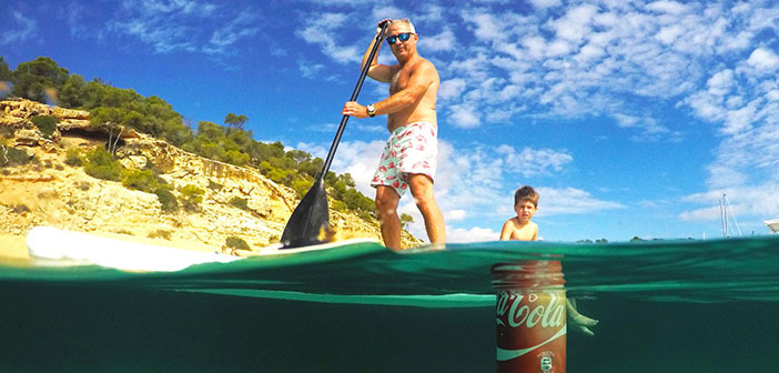 Two Surfers Devise Ingenious Way To Clean The Oceans
