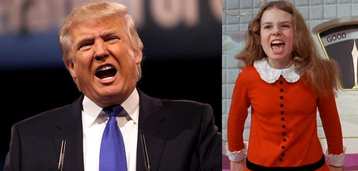 Os Candidatos Republicanos Como Personagens do Willy Wonka