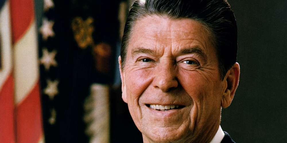 Today Is Reagan's Birthday! His Administration Laughed Off Thousands of AIDS Deaths