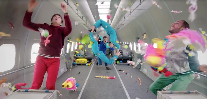 Now Hear This: OK Go Fly, Kanyes Gonna Kanye-ye-ye-ye And More!
