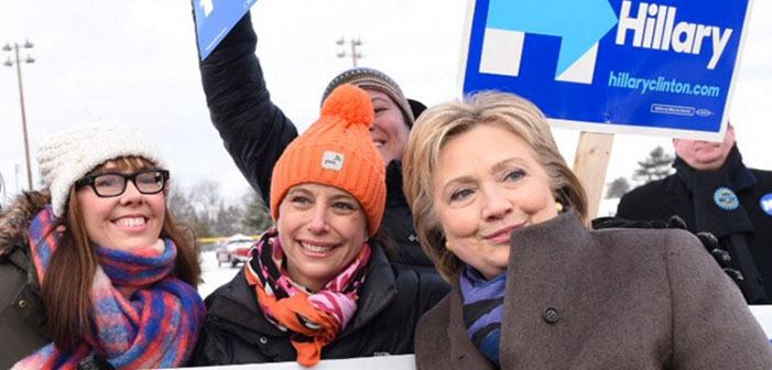 """Hillary Clinton Accused Of Anti-Sanders """"Push Polling"""" In Nevada"""