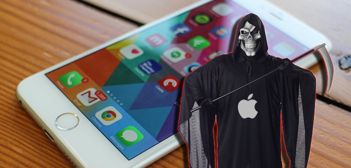 If A Non-Apple Person Fixes Your iPhone 6, It Could Die
