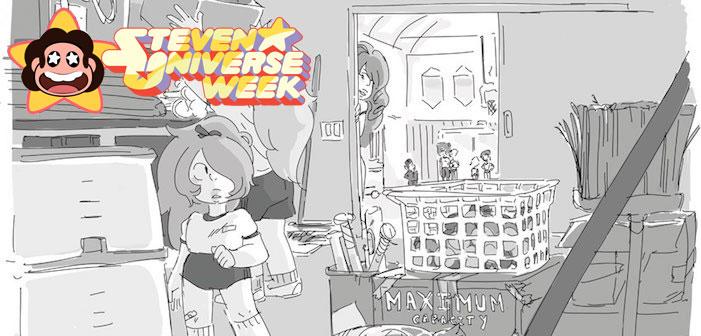 The Secret School: The Alternate Japanese High School World of Steven Universe