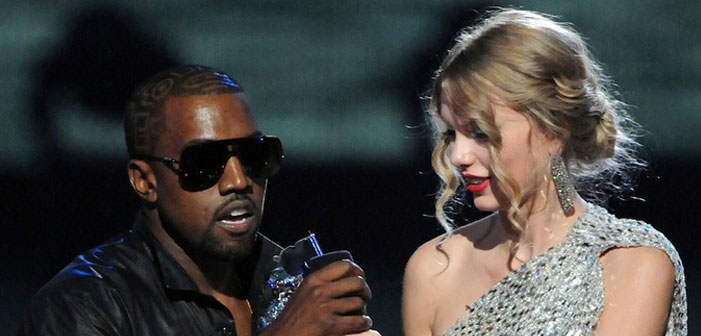 Why Does Kanye West Wanna Hump Taylor Swift So Badly?!