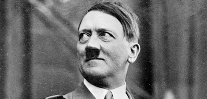 """Is It Body Shaming To Discuss Hitler's """"Tiny Deformed Penis""""?"""