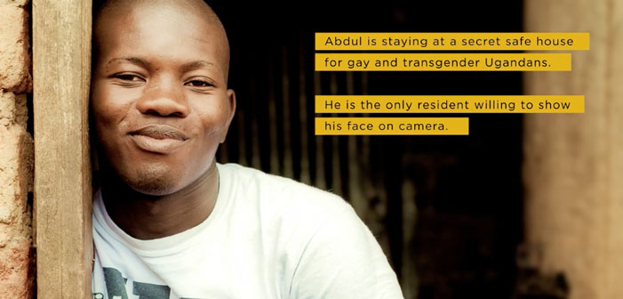 WATCH: This Trans Ugandan Nails The True Cost Of His Country's Queerphobia