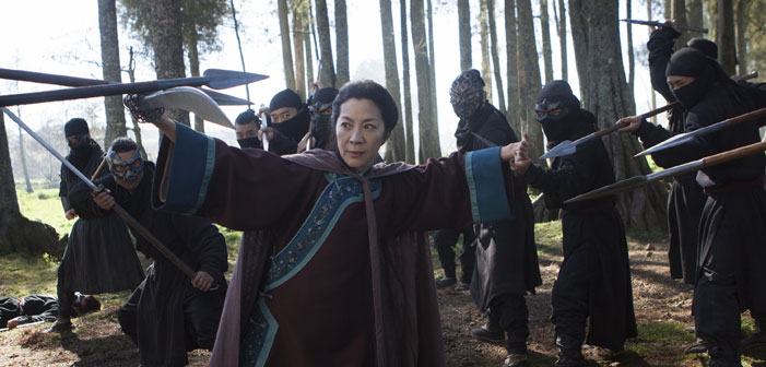 The <em>Crouching Tiger</em> Sequel Has Lots of Swordplay, But Little Art