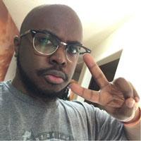 Rokashi Edwards, Black, Twitter