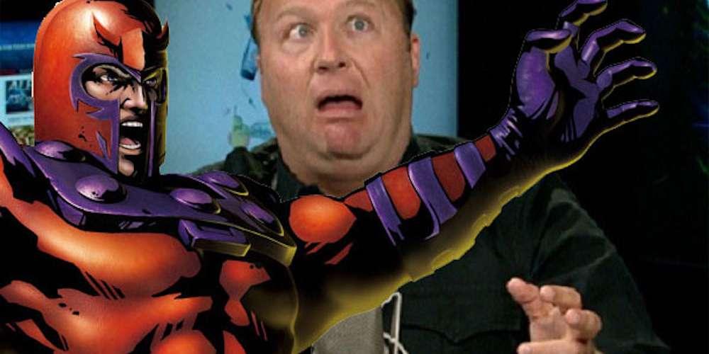 BIGOT REMIX: Supermutant Alex Jones Hates Humans!!!