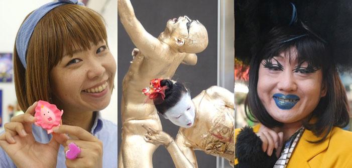 "KICKSTART THIS: Your Eyes Won't Believe ""Queer Japan"""