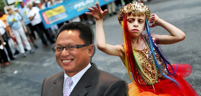 QUIZ: Is Your Child Gay? Let The Malaysian Government Tell You!
