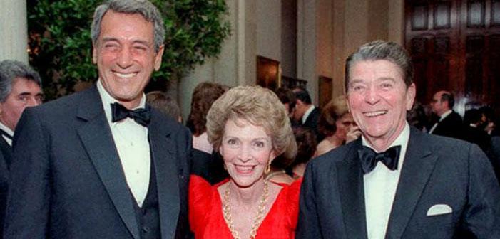 Nancy Reagan Refused to Help Save Rock Hudson's Life