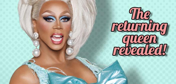 """SPOILER: Here's Who's Returning Tonight On """"RuPaul's Drag Race"""""""