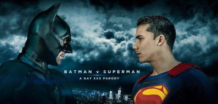 12 Times Batman and Superman Totally Got Gay Together