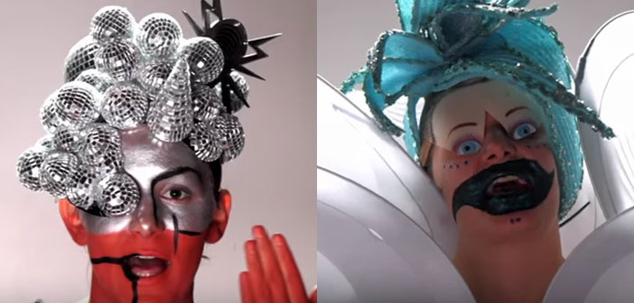 """Like Lady Gaga? Then You'll Love the Costumed Weirdness of """"I Am Your Grandma"""""""