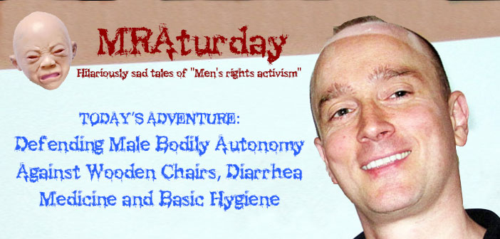 MRAturday: Hilariously Sad Tales of Men's Rights Activism