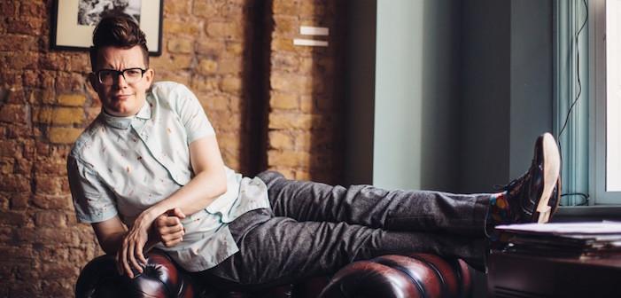 Being Gay is a Big Joke for British TV Celeb David Morgan