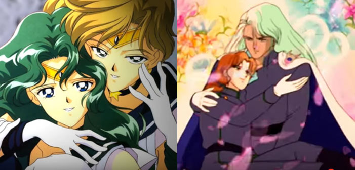 How the American Release of Sailor Moon Closeted Its LGBT Characters