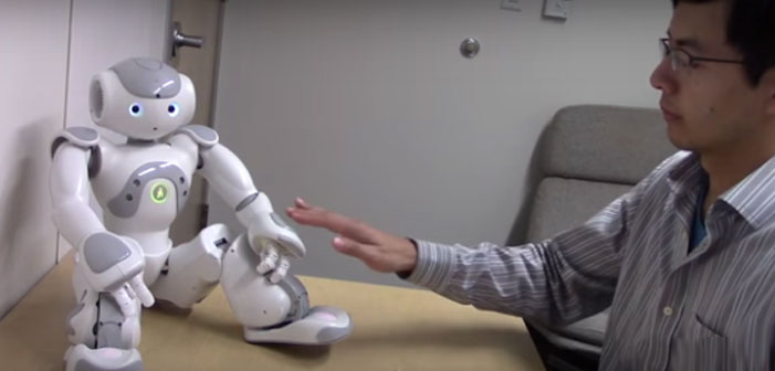 STUDY: Science Proves Humans Get Turned On By Touching Robots