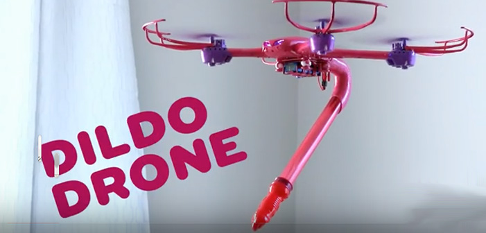 Drones Are the Future of Dildo Technology