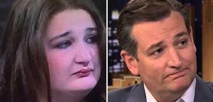 Ted Cruz Lookalike Woman Gets $10,000 For Porn Gig
