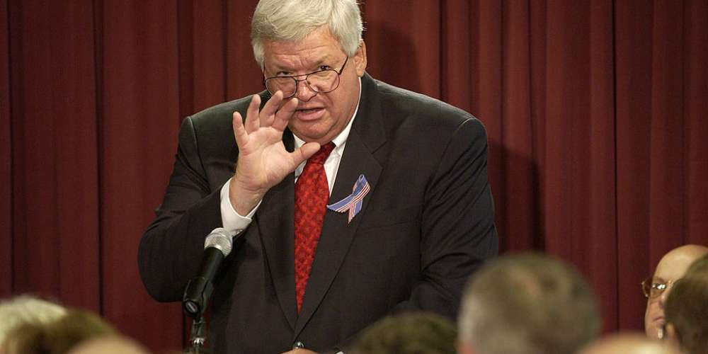 5 Republicans Who Oppose Gays But Support Serial Child Molester Dennis Hastert