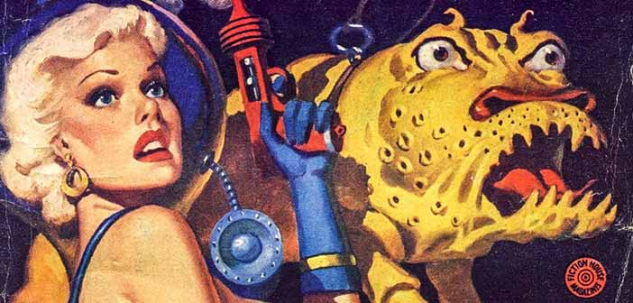 Sorry, Sad Puppies: Science Fiction Has Always Been Political