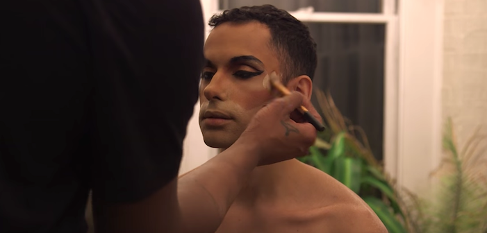 VIDEO: Watch A Drag Queen Being Birthed