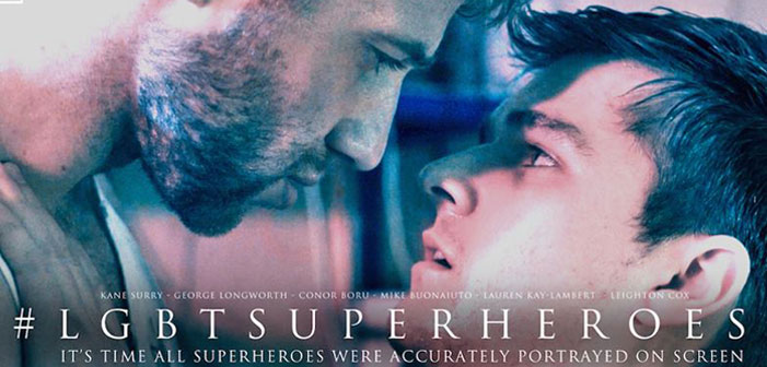 We Love The Campaign to Get #LGBTSuperheroes On the Big Screen