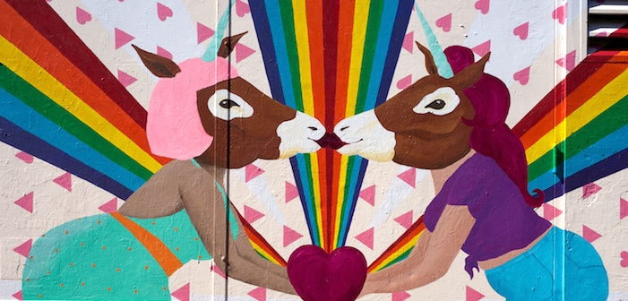 Post-Gayborhoods: Check Out History And Great Food In San Francisco's Mission District!